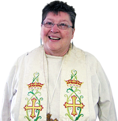 Reverend Elaine Moyer